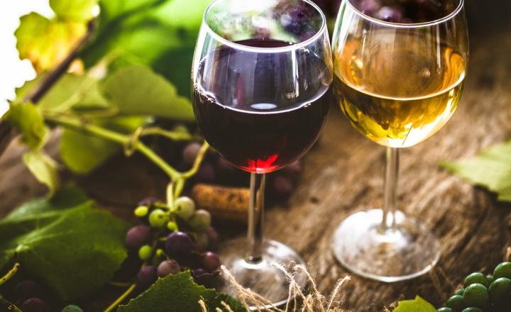 Filtration, vin
