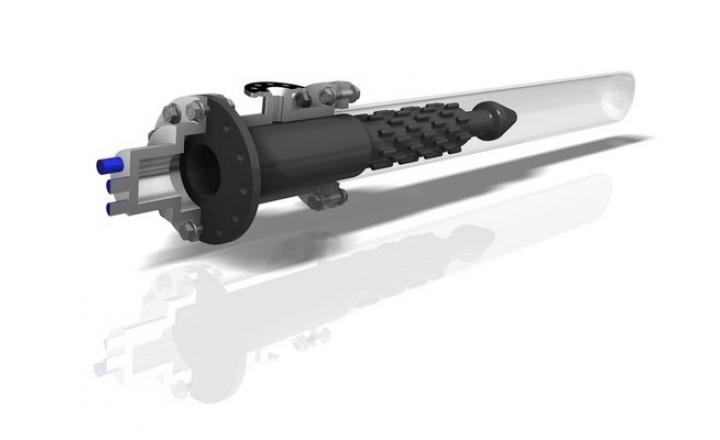 Brûleur-Solutions-Tube radiant-Assemblage-Modèle3