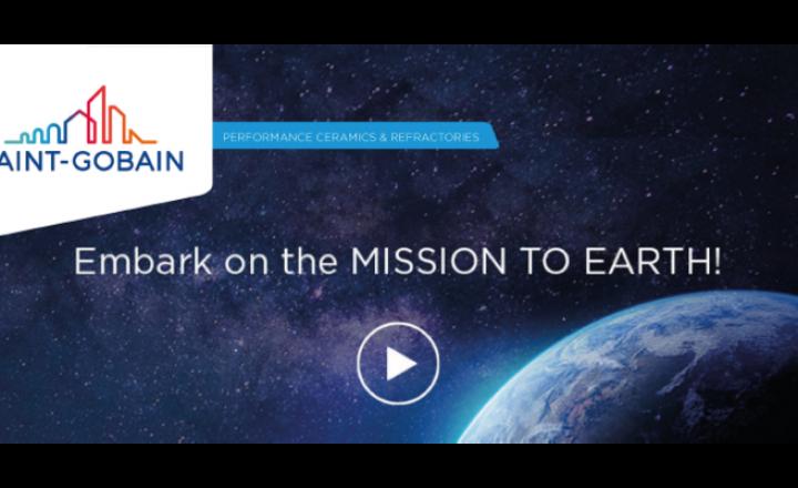 Saint-Gobain nouvelle campagne, mission planète vers terre
