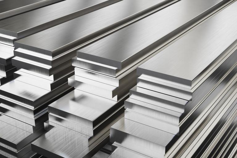铝有色金属横幅