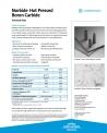HPR-Norbide-Boron-Carbide-TDS